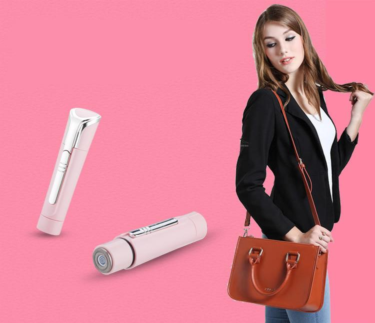 4 in 1 Beautician Beauty Grooming Wand and Shaver for Women