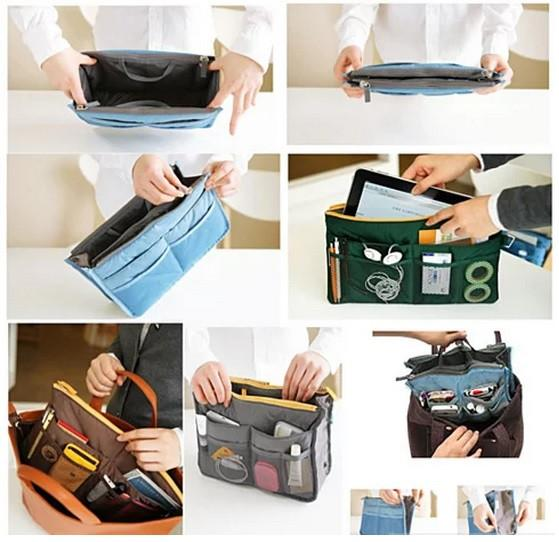 Beauty of the Beholder Handbag Organizer