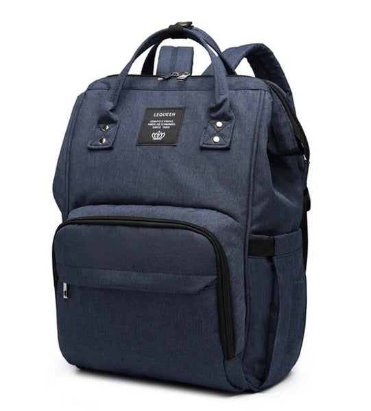 BebePack™ Diaper Bag Backpack & Satchel