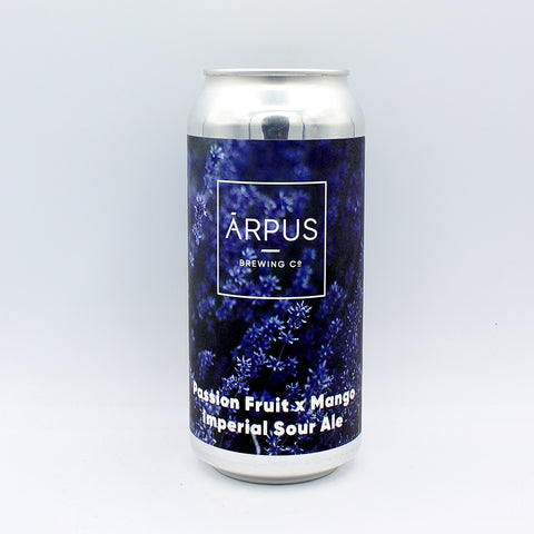 Arpus Passion Fruit x Mango Imperial Sour Ale