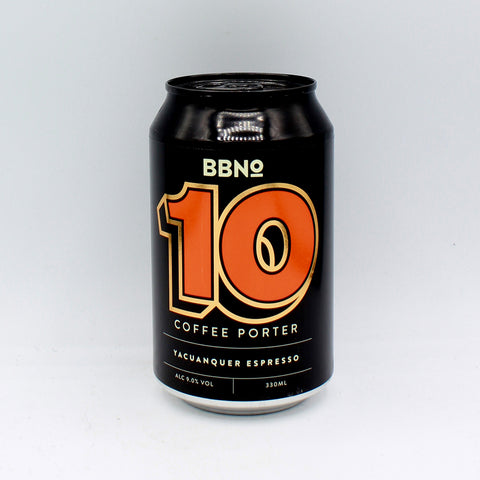 Brew By Numbers 10|Coffee Porter – Yacuanquer Espresso