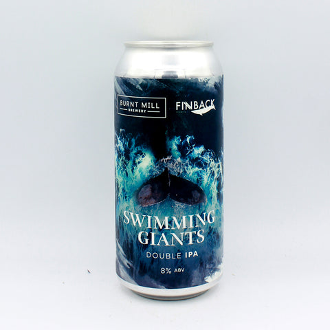 Burnt Mill & Finback Swimming Giants