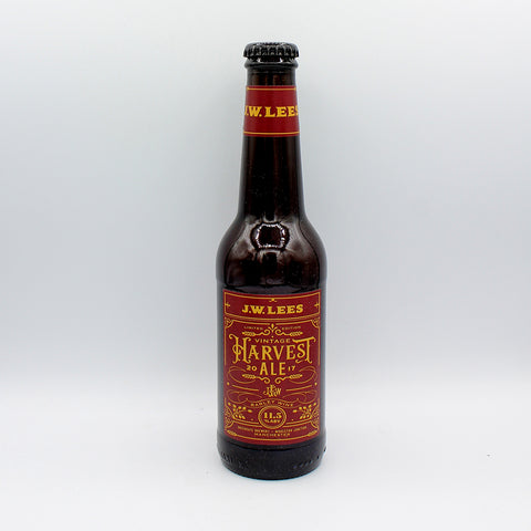 JW Lees and Co Harvest Ale (2017)