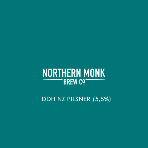 Growler Northern Monk P.P 19.03 DDH NZ Pilsner