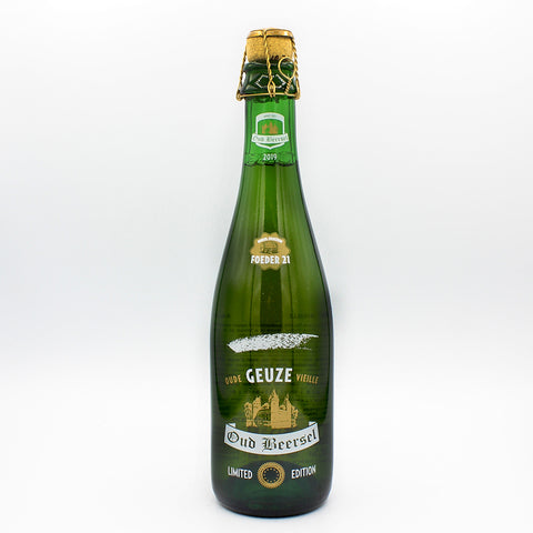 Oud Beersel Oude Geuze Vieille Foeder 21 2019