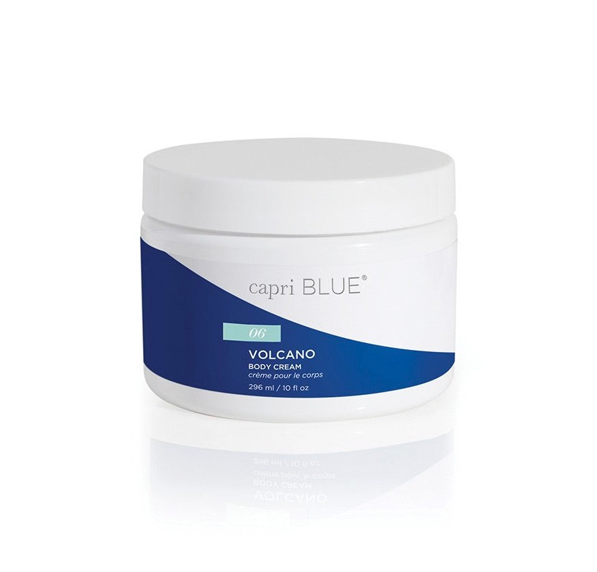 Capri Blue Volcano Body Cream 10 fl. oz.