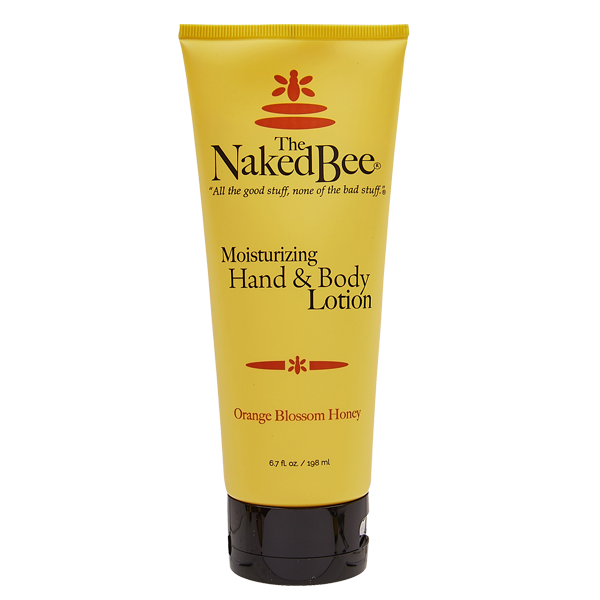 The Naked Bee 'Orange Honey Blossom' Scent Hand Body Lotion 6.7oz