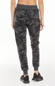 The Ultimate Camo Jogger Pant Dark Charcoal Z Supply