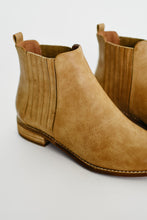 Load image into Gallery viewer, Mattie Ankle Bootie Taupe