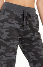 Load image into Gallery viewer, The Ultimate Camo Jogger Pant Dark Charcoal Z Supply
