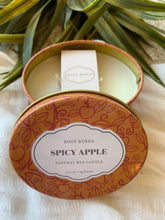 Load image into Gallery viewer, ROSY RINGS SPICY APPLE Travel Tin 2.75oz