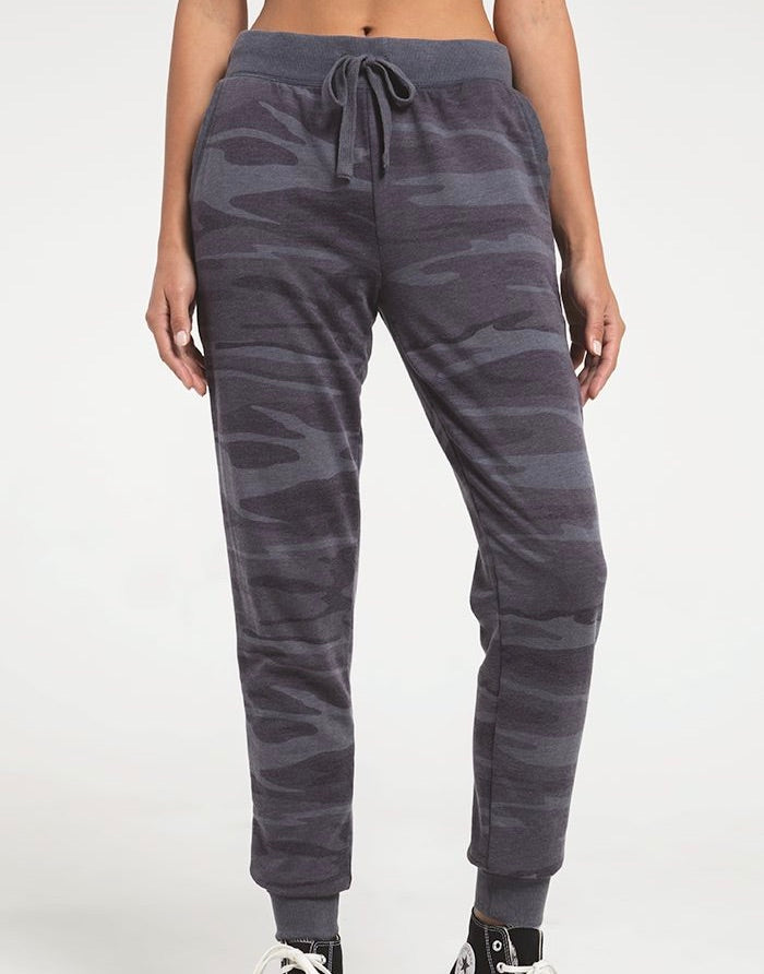 The Ultimate Camo Jogger Pant Dark Blue Z Supply