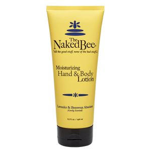 The Naked Bee 'Lavender & Beeswax' Scent Hand Body Lotion 6.7 oz