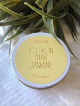 Load image into Gallery viewer, ILLUME CITRON STAR JASMINE BOUQUET TIN 2.5 OZ