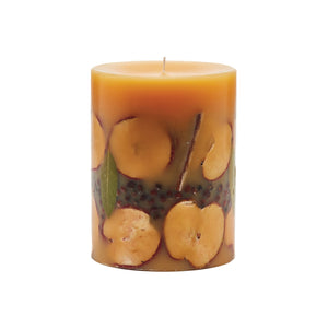 Rosy Rings Spicy Apple Medium Round Botanical