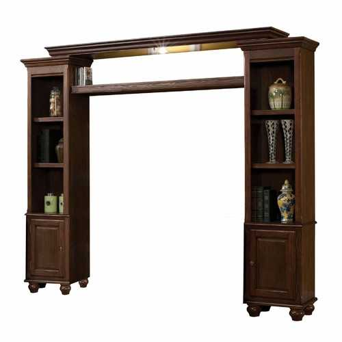 Walnut Wood Entertainment Center