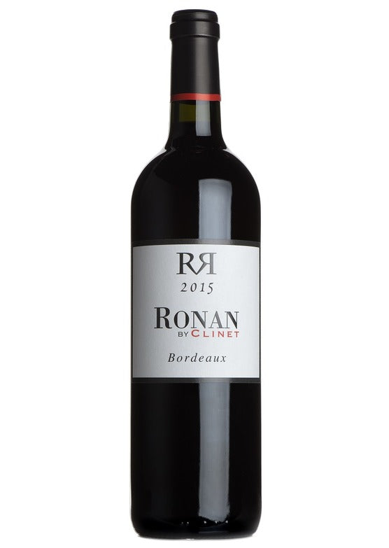 2015 Ronan by Clinet Bordeaux Merlot