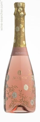 NV Cuvage Acquesi Piedmont Sparkling Rose