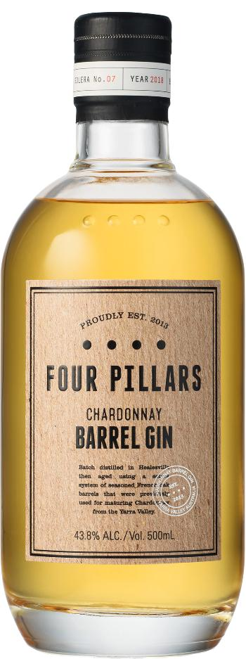 Four Pillars Chardonnay Gin - 500ml