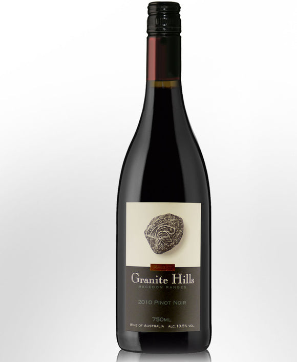 2017 Granite Hills Macedon Ranges Pinot Noir