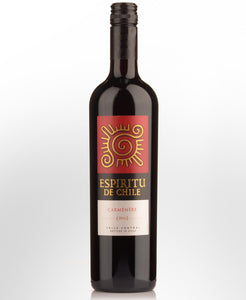 2018 Aresti 'Espiritu de Chile' Central Valley Carmenere