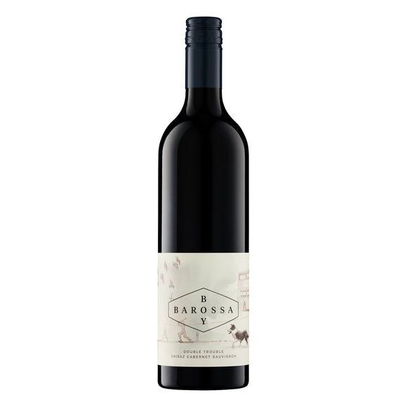 2016 Barossa Boy 'Double Trouble' Barossa Valley Shiraz Cabernet