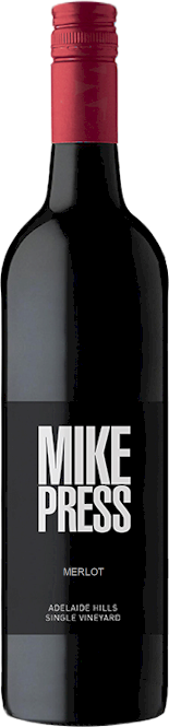 2017 Mike Press Adelaide Hills Merlot