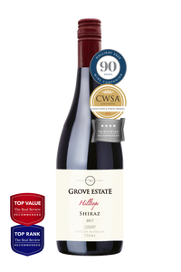 2017 Grove Estate Hilltops Shiraz