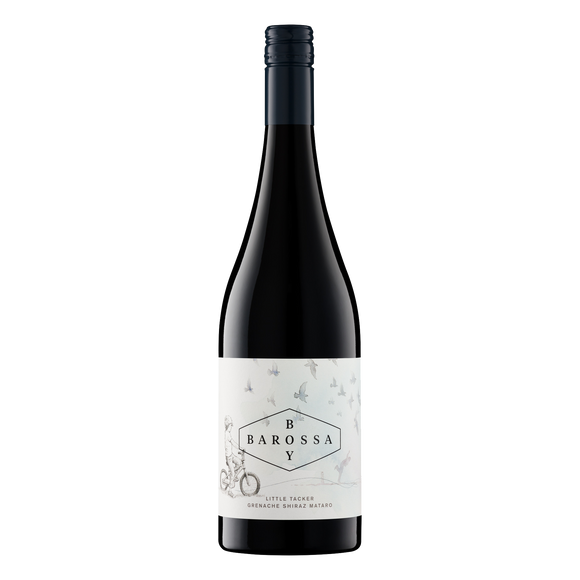 2017 Barossa Boy 'Little Tacker' GSM Barossa Valley Grenache Blend
