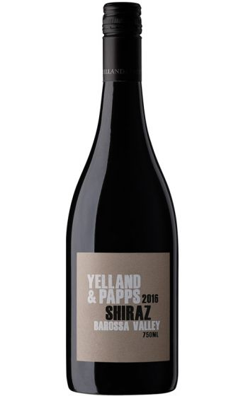2017 Yelland & Papps Barossa Valley Shiraz