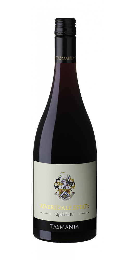 2017 Riversdale Estate Coal River Valley Syrah