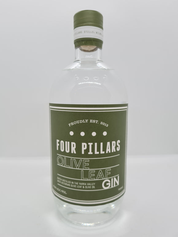 Four Pillars Olive Leaf Gin - 700ml
