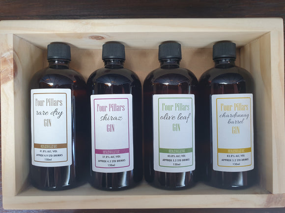 Four Pillars Gin Gift Box