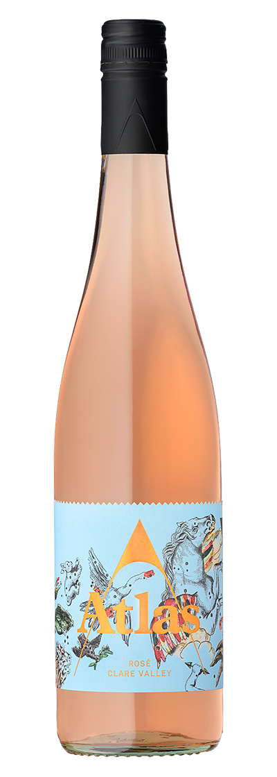 2020 Atlas Clare Valley Grenache Rose
