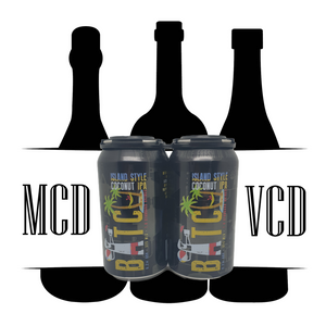 Batch Island Style Coconut IPA Cans - 4pk (6.9% ABV)
