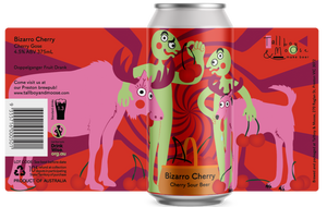 Tallboy & Moose Bizarro Cherry Sour 4pk (4.5% ABV)