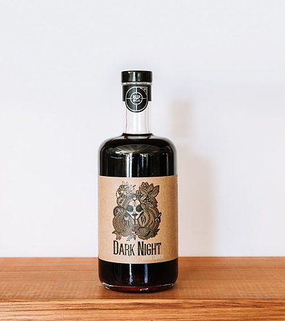 Reed & Co. 'Dark Knight' Gin based Coffee Liqueur - 700ml