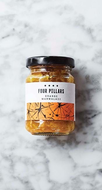 Four Pillars Orange Marmalade