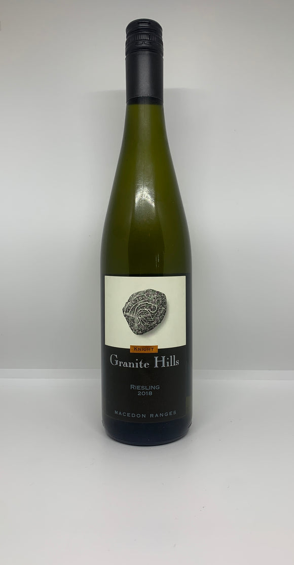 2019 Granite Hills Macedon Ranges Riesling