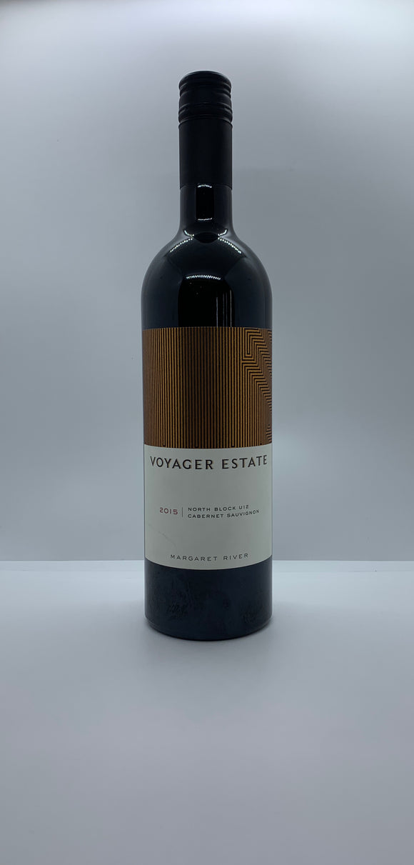 2015 Voyager Estate 'North Block U12' Margaret River Cabernet Sauvignon
