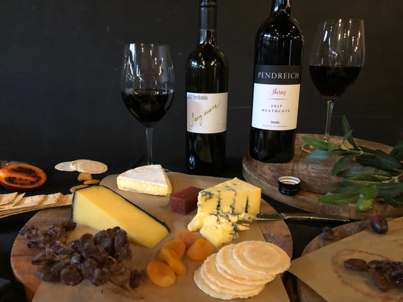 Post ISO Wine & Cheese Pack