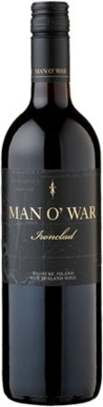 2015 Man O' War 'Ironclad' Waiheke Island Bordeaux Blend