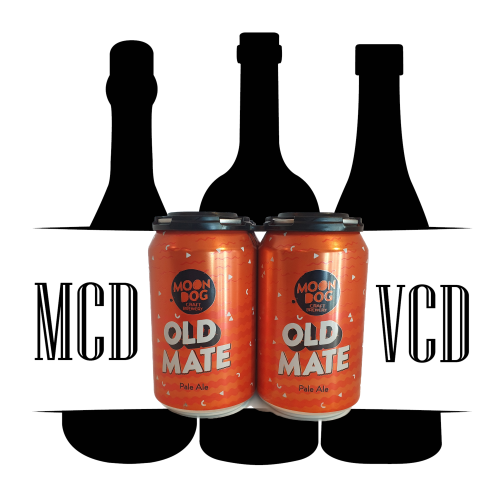 Moon Dog Old Mate Pale Ale Cans - 6pk (5.0% ABV)