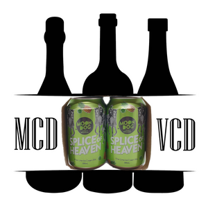 Moondog Splice of Heaven Pine-Lime Icecream IPA Cans - 4pk (6.5% ABV)