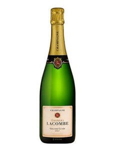 NV Georges Lacombe 'Grand Cuvee' Champagne