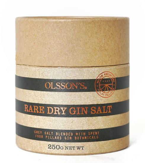 Olsson's Rare Dry Gin Salt - 250gm