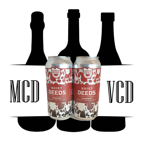 Deeds Brewing Dopplebock Cans - 2pk (9.5% ABV)