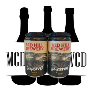 Red Hill Brewery Imperial Stout Cans - 2pk (8.1% ABV)