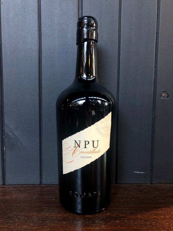 Romate 'Amontillado' NPU Sherry - 150ml