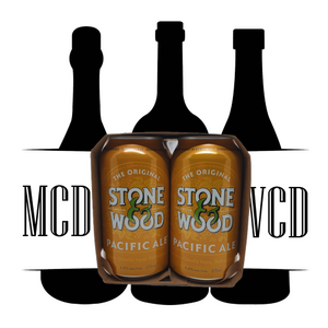Stone & Wood Pacific Ale Cans - 4pk (4.4% ABV)